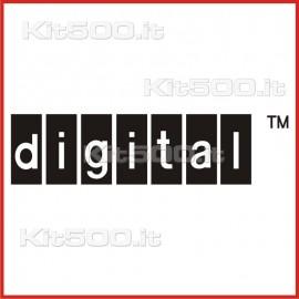 Stickers Adesivo Digital