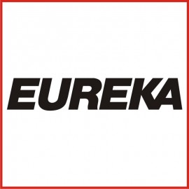 Stickers Adesivo Eureka