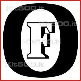 Stickers Adesivo Foster's