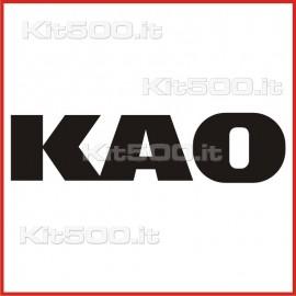 Stickers Adesivo Kao