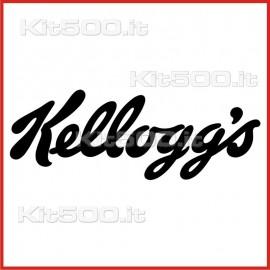 Stickers Adesivo Kellogg's