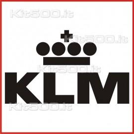 Stickers Adesivo Klm