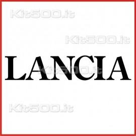 Stickers Adesivo Lancia