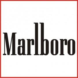 Stickers Adesivo Marlboro