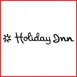 Stickers Adesivo Holiday Inn