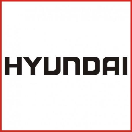 Stickers Adesivo Hyundai