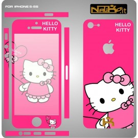 Skin IPhone 5/5S HELLO KITTY