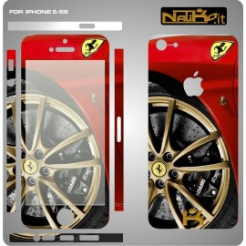 Skin IPhone 5/5S FERRARI