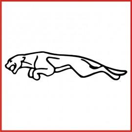 Stickers Adesivo Jaguar
